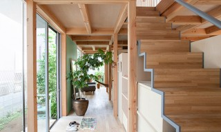 Inside The Wall-Less Tokyo Home From Fujiwalabo Architects