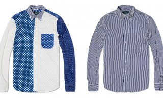 Gitman Vintage For Journal Standard Spring/Summer 2014 – Seven Print Shirts
