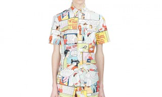 Gitman Brothers & Opening Ceremony Lichtenstein Button-Down Shirt
