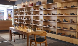 Head Inside The New Grenson London Store – Lamb's Conduit Street