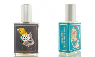 Distinct Scents By Niche Portland Perfumery Imaginary Authors