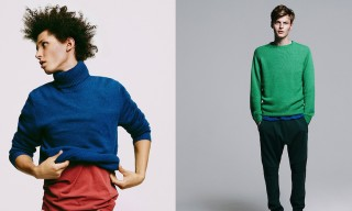 Barneys Latest Lookbook Puts The Focus On James Perse