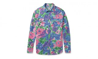 Full-On Florals Western Style From Levi's Vintage Clothing
