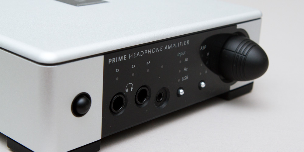 Meridian Prime Headphone Amplifier + DAC Review and Photos