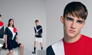 Watch The Neil Barrett Spring/Summer 2014 Campaign