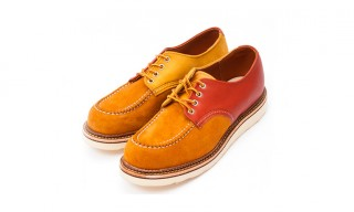 "Beauty & Youth and Red Wing ""Crazy Oxford"" For United Arrows 25th Anniversary"