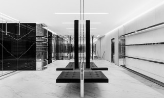 Inside The New Art Deco Saint Laurent London Store – Sloane Street