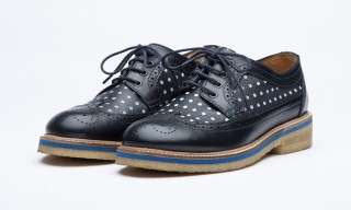 Soulland Apply Polka Dots To Four Spring/Summer 2014 Footwear Styles