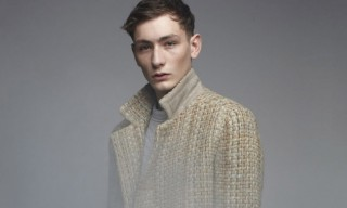 A Moody Stephan Schneider For Fall/Winter 2014