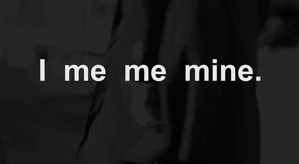 I Me Me Mine  TAKAHIROMIYASHITA TheSoloIst   Spring/Summer 2014