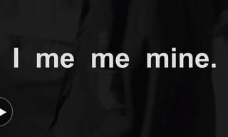 """I Me Me Mine""  TAKAHIROMIYASHITA TheSoloIst – Spring/Summer 2014"