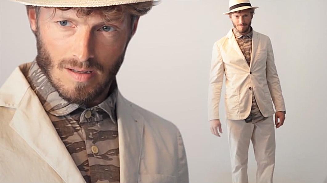 Woolrich John Rich & Bros. Designer Salome Wilson On Spring 2014