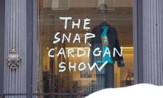"A Look Inside agnés b.'s ""Snap Cardigan"" Exhibition"