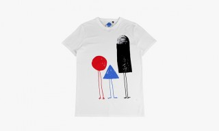Commune de Paris T-Shirt for Colette Inspired by Les Shadocks