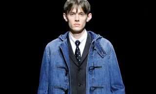 Classic Suits and Denim at Dior Homme Fall/Winter 2014