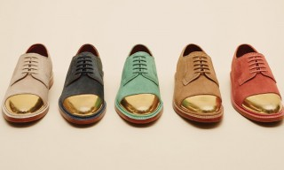 Florsheim by Duckie Brown Spring/Summer 2014 Shoes