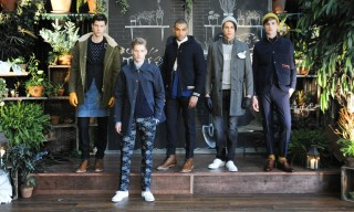 Gant Rugger Fall/Winter 2014 – Romantic Classics