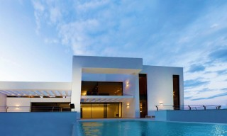 See the Mediterranean Pearl Residence in Alicante, Spain