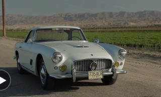 "A 1960s Maserati 3500GT To ""Make You Fall in Love"""