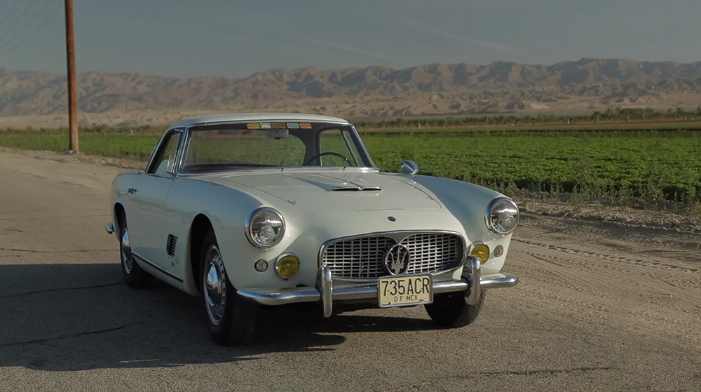 A 1960s Maserati 3500GT To Make You Fall in Love