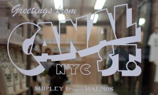 Shipley & Halmos Open a Concept Shop in New York