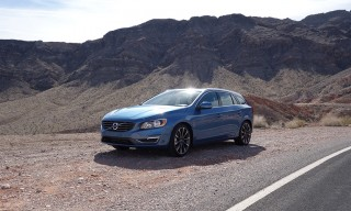 A Test Drive in the All-New 2015 VOLVO V60 Wagon
