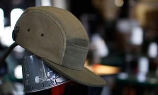 Knickerbocker MFG for 3sixteen USN Jungle Cloth Caps