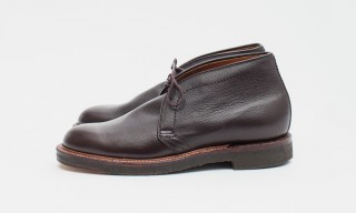 The Alden Officer Chukka Boot for Trunk Store