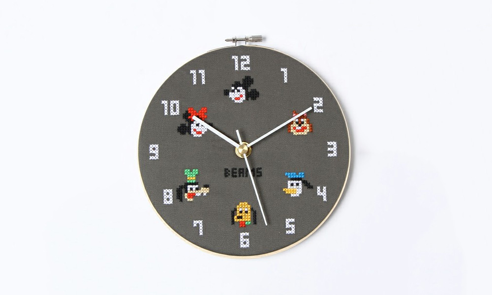 BEAMS-Disney-Clock-1