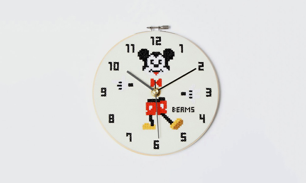BEAMS-Disney-Clock-2