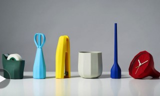 Babylon Desk Set – Multi-Colored Stationery from Designer Samuel Wilkinson