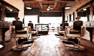 Head Inside Baxter Finley Barber Shop – Los Angeles
