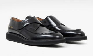Robert Geller for Common Projects Single Monk Strap Dress Shoes