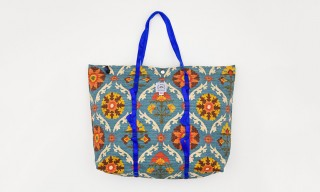 The Medallion Print Climb Tote by Epperson Mountaineering