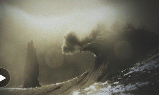 """Cold Water Surfing with Finisterre in """"Coming Up For Air"""""""