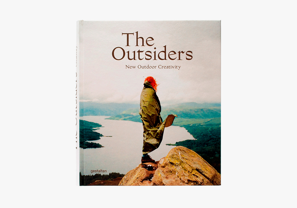 Preview New Gestalten Book The Outsiders   Featuring Patagonia, Poler, Geoff McFetridge & More