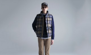 Knits and Modern Cuts by Habanos (HBNS) for Fall/Winter 2014