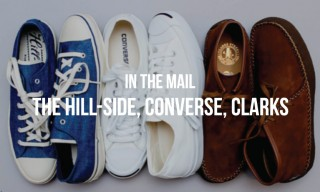 In the Mail | The Hill-Side, Converse, Clarks