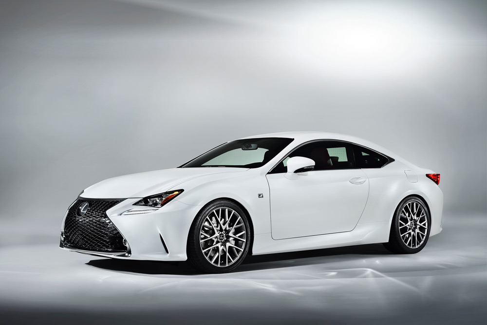 Excellent The AllNew 2015 Lexus RC 350 F SPORT  Photos  Selectism
