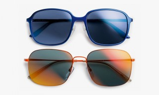 Marc Newson Launches Debut Safilo Eyewear Collection in Milan