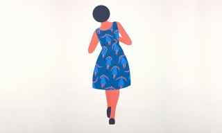 Geoff McFetridge Shows New Work – Meditallucination at V1 Gallery