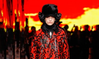 Moncler Gamme Rouge Fall/Winter 2014 From Giambattista Valli