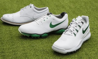 Limited Edition Nike Golf Shoes