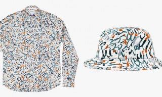 Norse Projects & Liberty Of London Spring/Summer 2014 Print Collection
