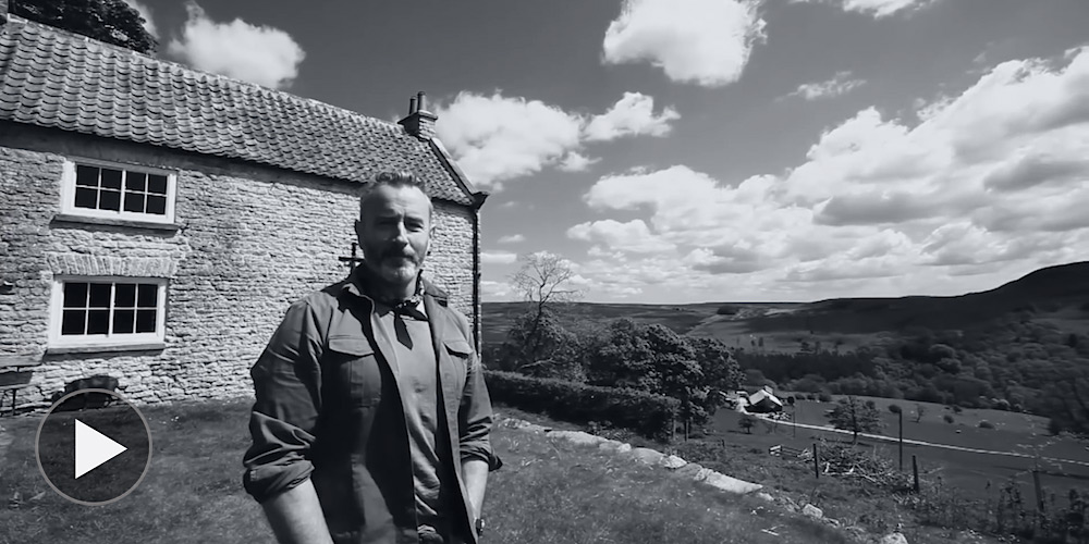 Orlebar Brown - Architect Jonathan Reed On His Perfect Day