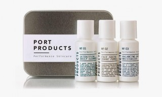 Port Products Travel Kit – A Full Grooming Range In A Miniature Package