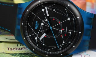 The Innovative Swatch Sistem51 – A 51 Component Automated Watch Made Entirely By Robots