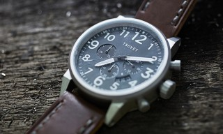 Precision Design from TSOVET Watches – Styled by END