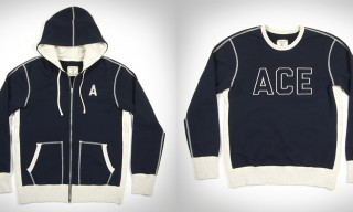 Reigning Champ for Ace Hotel Spring 2014 Sweatshirts