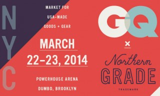 GQ x Northern Grade Pop-Up Shop Opening this Weekend